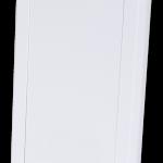 Normsaugdose. Saugdose in PVC weiß - beige - schwarz